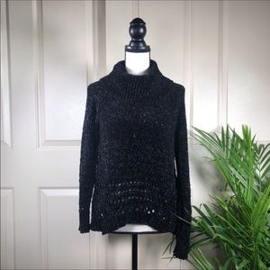 Maurices Chenille Cowl Neck Sweater